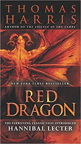 Amazon Com Red Dragon Hannibal Lecter Series 9780425228227 Thomas Harris Books