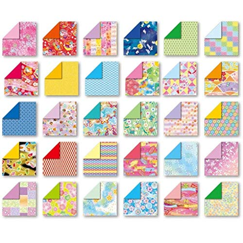 - Pack of 120 Sheets Japanese 6