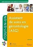 Assistant de soins en gérontologie - ASG - Tout-en-un