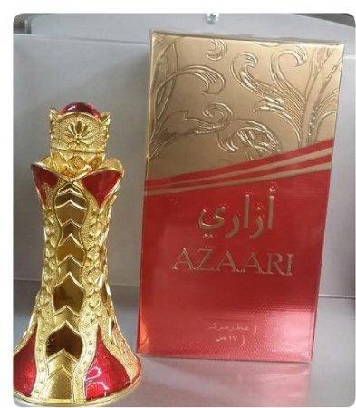 Azaari - Alcohol Free Arabic Perfume Oil Fragrance for Men and Women (Unisex) from Thinkpichaidai