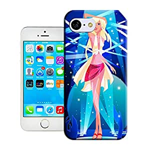 lincase Excellent Smooth Hard Case Tpu Hot Girl Is In The BathFor The New Iphone5C