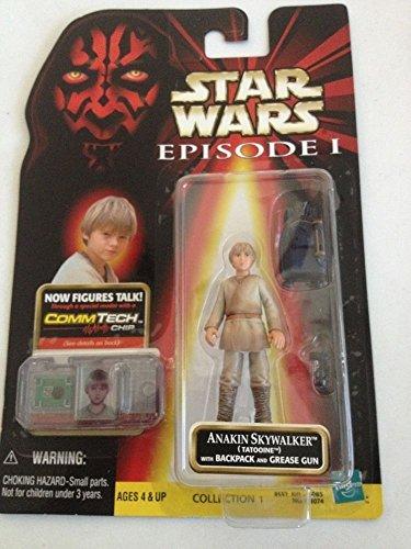 Qiyun Star Wars Episode 1 TPM Anakin Skywalker Tatooine 076281840741