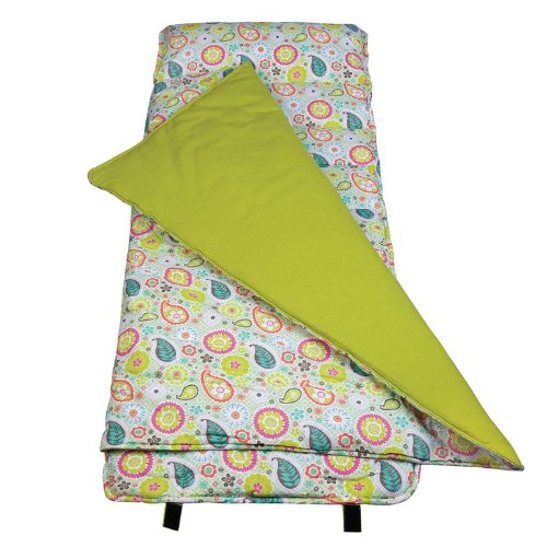 Wildkin Spring Bloom Original Nap Mat, One Size, Bags Central