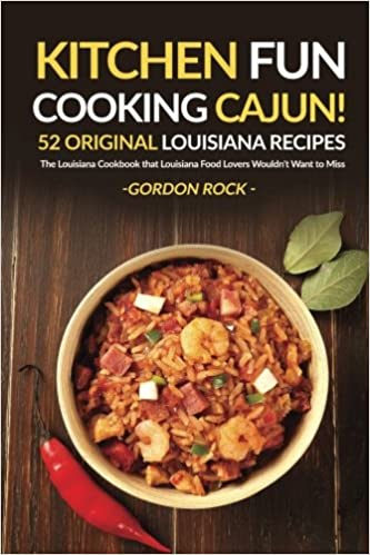 Cajun creole discover and read free books by indie authors as ebookstore download kitchen fun cooking cajun 52 original louisiana recipes the forumfinder Gallery