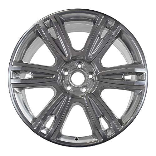 """Auto Rim Shop - New Reconditioned 21"""" OEM Wheel for Bentley Continental, 2012, 2013"""