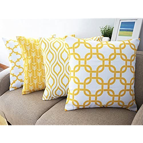 Throw Pillows With Patterns Amazon Cool Pillow Patterns
