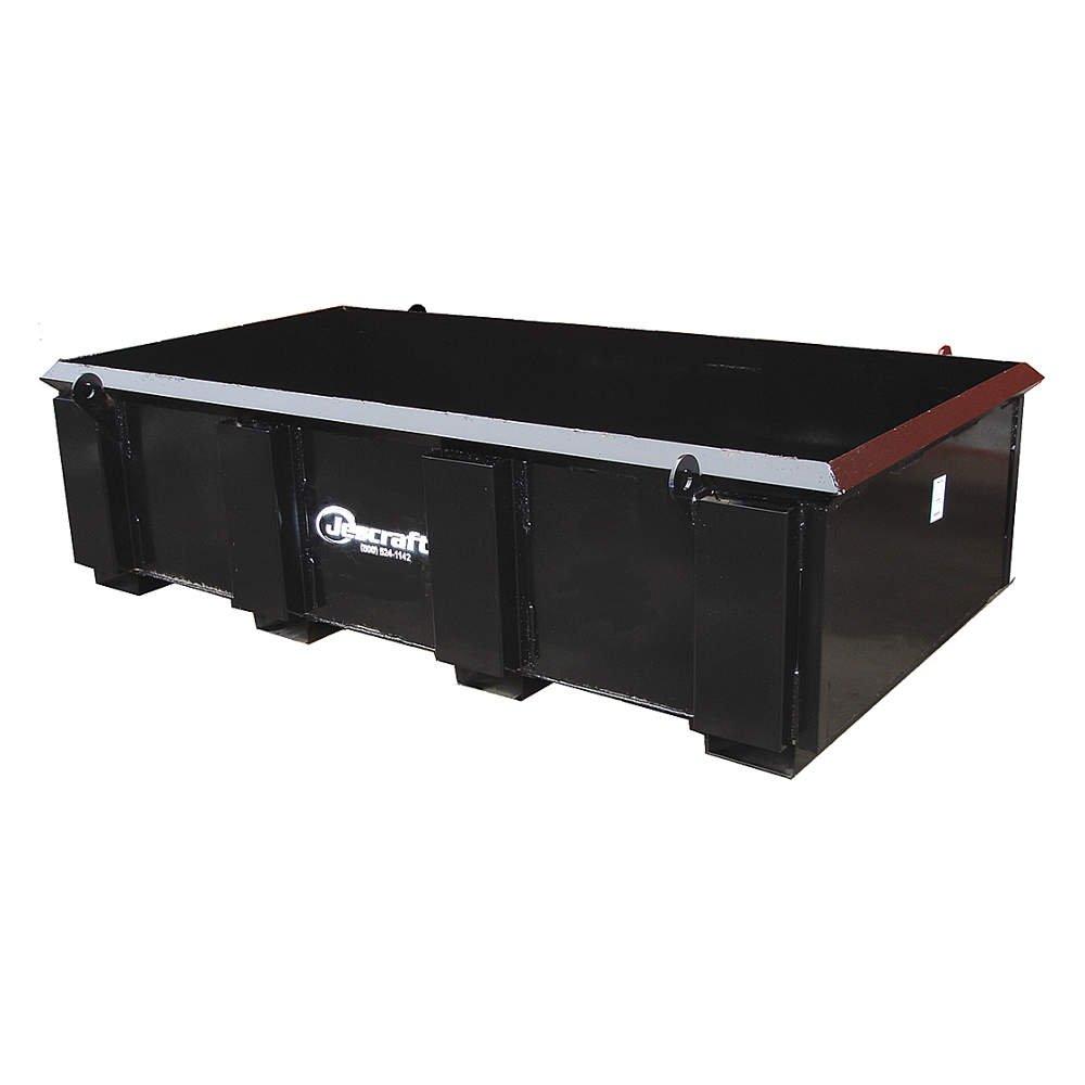 Jescraft - JLB-842 - LiftBox, 5000 lb., 2.4 cu. yd.