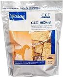 Virbac C.E.T. Hextra Premium Oral Hygiene Chews For Dogs (1 Pouch), Medium