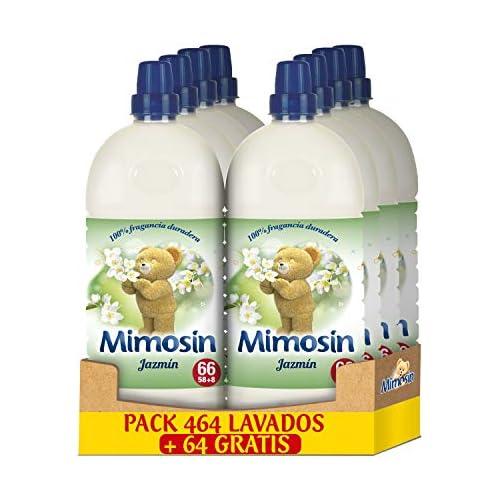 chollos oferta descuentos barato Mimosín Concentrado Suavizante Jazmín 66lav x 8botellas