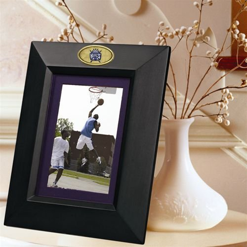 The Memory Company NBA Sacramento Kings Official Black Portrait Picture Frame, Multicolor, One Size by The Memory Company