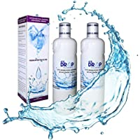 Wl04l3645A, Wl0238l54, KENMORE-469903, 9903, PUR FILTER2, EDR2RXDl, Refrigerator Water Filter by Ice Drop (2 Pack)