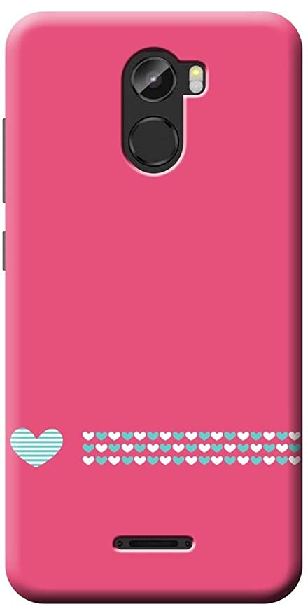 detailed look 7be25 2c4f8 Gionee X1 Back Cover for Gionee X1 - P344: Amazon.in: Electronics