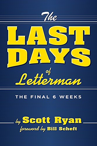 The Last Days Of Letterman (Obama The Last President Of The United States)