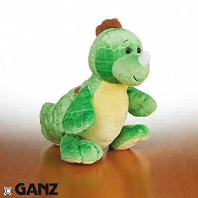 Webkinz Plush Stuffed Animal Key Lime Dino from Webkinz