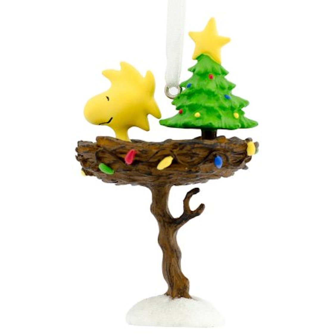 Peanuts Christmas Tree.Hallmark Peanuts Christmas Tree Ornament 2016