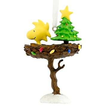 Image Unavailable. Image not available for. Color: Hallmark PEANUTS  Christmas Tree Ornament 2016 - Amazon.com: Hallmark PEANUTS Christmas Tree Ornament 2016: Home