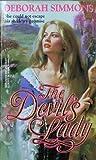 The Devil's Lady, Deborah Simmons, 0373288417