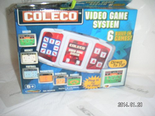 Coleco Video Game System 6 ()