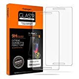 Spigen Pixel 2 (2017) Screen Protector [ Tempered Glass x 2 ] [