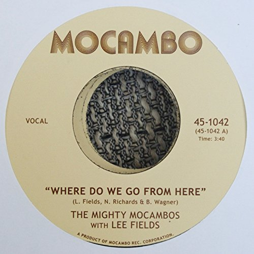 Supernatural Where Do We Go From Here: Where Do We Go From Here By The Mighty Mocambos With Lee