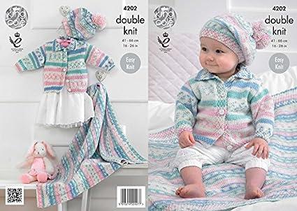 35719d7d4118 Amazon.com  King Cole Baby Cardigans