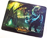 World of Warcraft Deluxe Mousepad A# Collection - ILLIDAN