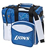 KR Strikeforce Detroit Lions Single Bowling Bag, Multicolor Review