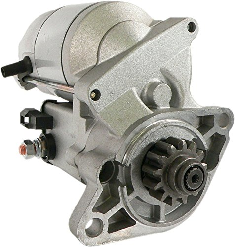 DB Electrical SND0709 Starter (Kubota Kx41 Kx41-2 Kx61 Kx61-2 Kx91 Kx91-2 Kx92-2S Excavator 1995-On)