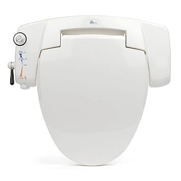 Magnificent Bb I3000 Biobidet Premium Non Electric Bidet Seat For Machost Co Dining Chair Design Ideas Machostcouk