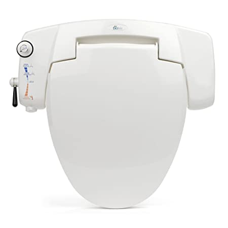Outstanding Bio Bidet Premium Non Electric Bidet Toilet Seat Amazon Co Caraccident5 Cool Chair Designs And Ideas Caraccident5Info