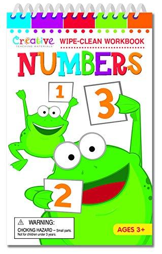 Numbers Wipe Clean Workbook marker