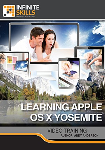 Learning Apple OS X Yosemite [Online Code] by Infiniteskills