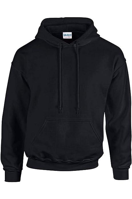 Hooded Sweatshirt Men/'s Adult Blank Hoodie Heavy Blend 8 oz Indigo Blue