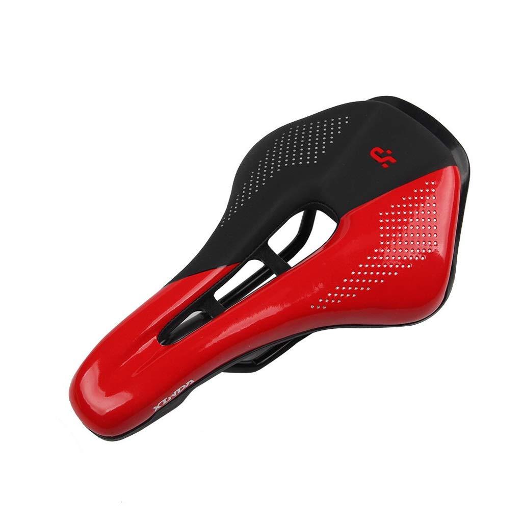 BKD Sattel,Komfortables Hochelastisches Silikagel Fahrradsitz Mountainbike Sattelkissen Mit Wasserdichter, Atmungsaktiver Sicherheit