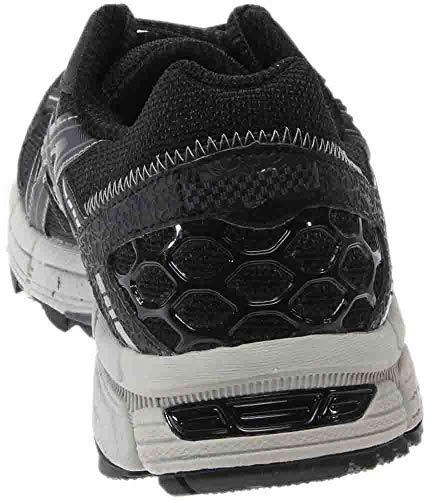 ASICS Men's Gel-Kahana 8 Trail Runner Black/Onyx/Silver 7 M US by ASICS (Image #2)