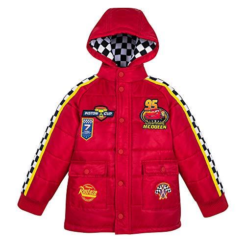 Disney Lightning McQueen Hooded Jacket for Boys Multi