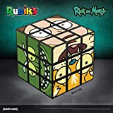 USAOPOLY Rick and Morty Rubik's Cube | Collectible