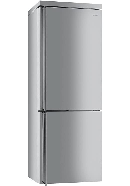 Smeg FA390X4 Independiente 356L A+ Acero inoxidable nevera y ...
