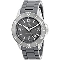 Lucien Piccard Men's LP-93608-104 Moccasino Analog Display Swiss Quartz Grey Watch