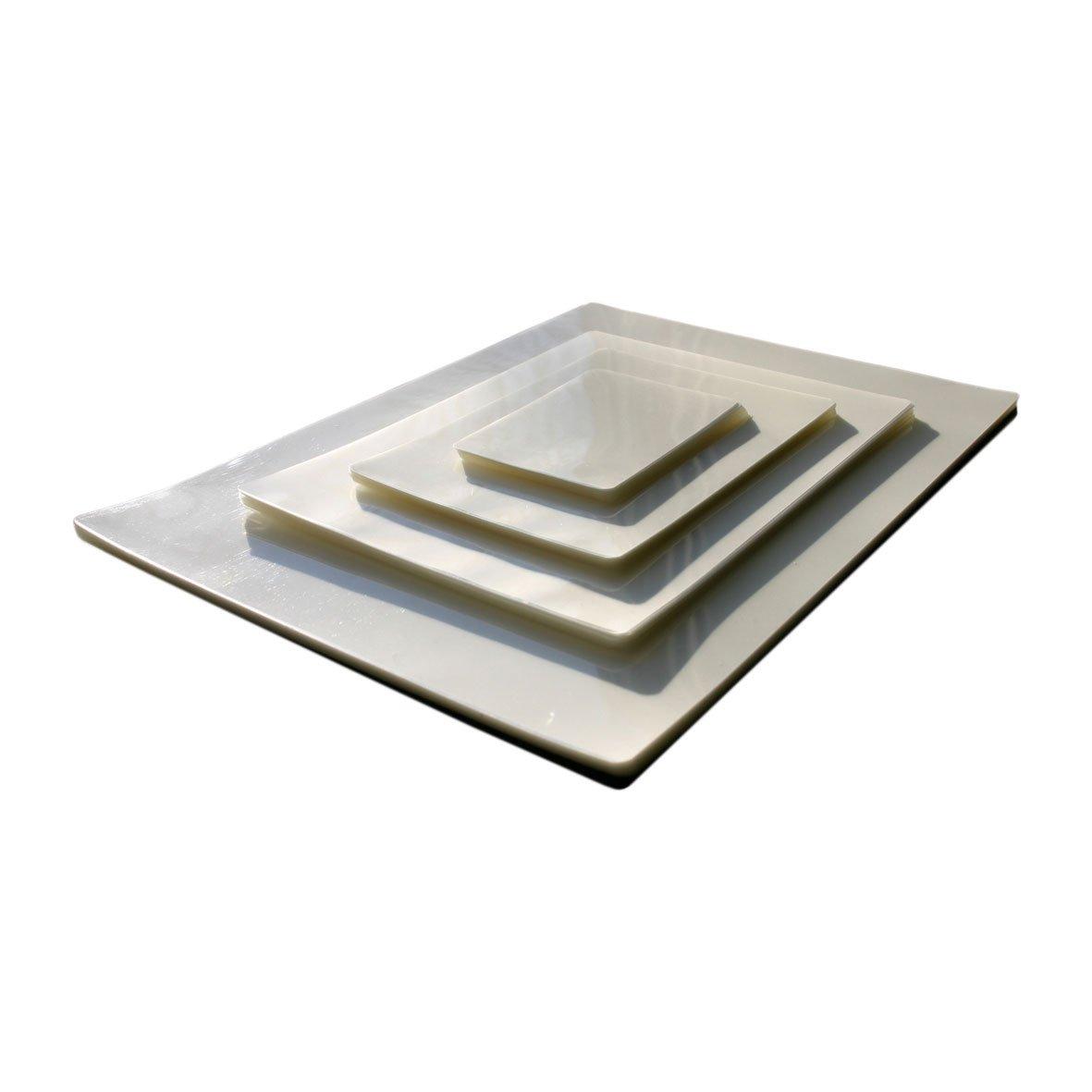 Eckenrunder 50x A3 Laminierfolien DIN A3 Laminiergerät Schneidegerät