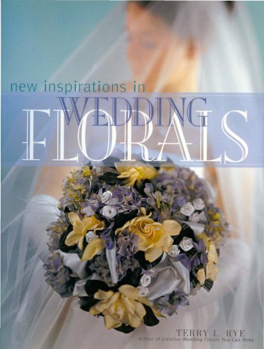 New Inspirations in Wedding Florals (Nouveau Centerpiece)