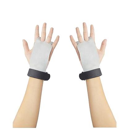 Mano Fitness deporte guantes para Crossfit gimnasio Entrenamiento de Fuerza pesas rusas por Ueasy, mujer