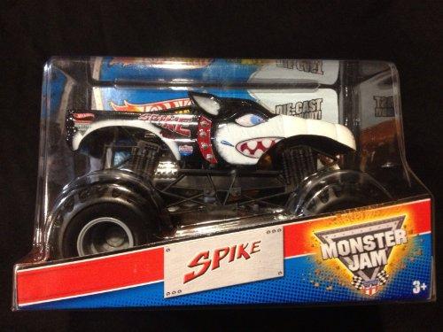 Spike Monster Truck Monster Jam 1:24 MAX-D Decade of Maximum Destruction