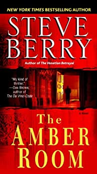 The Amber Room by Steve Berry (2004, Paperback) Pre-owned