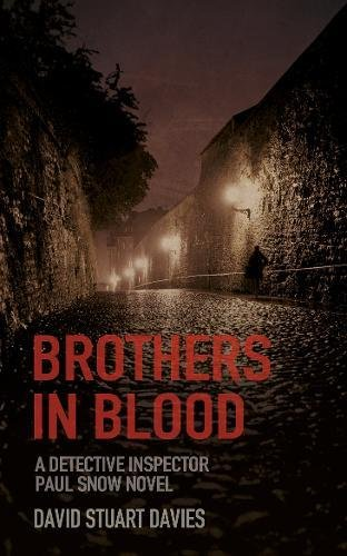 book cover of Brothers in Blood