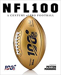 Image of the product NFL 100 Hardcover that is listed on the catalogue brand of Abrams.