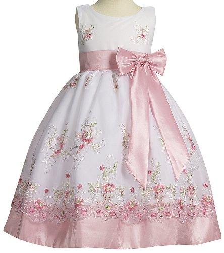 organza pink dress - 8