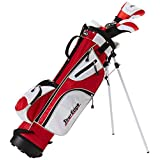 Tour Edge HT Max-J Set (Junior's, Ages 9-12, 5 Club Set, Left Handed, with Bag)