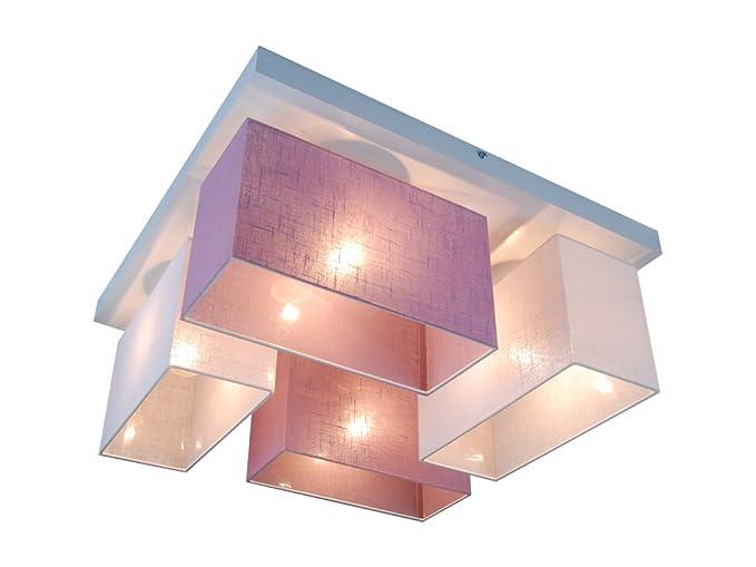 Plafoniere Per Sala Da Pranzo : Plafoniera illuminazione a soffitto in legno massiccio jls45welid