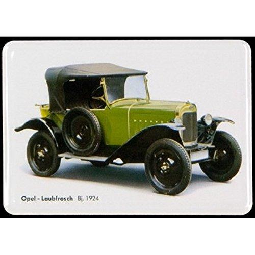 Opel rana para Tarjeta Post: Amazon.es: Hogar